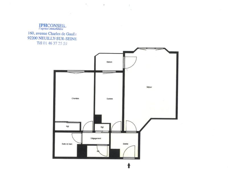 Vente appartement Puteaux 430000€ - Photo 6