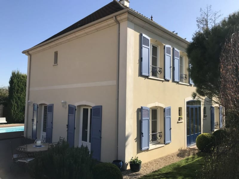 Revenda residencial de prestígio casa Villennes sur seine 1395000€ - Fotografia 17