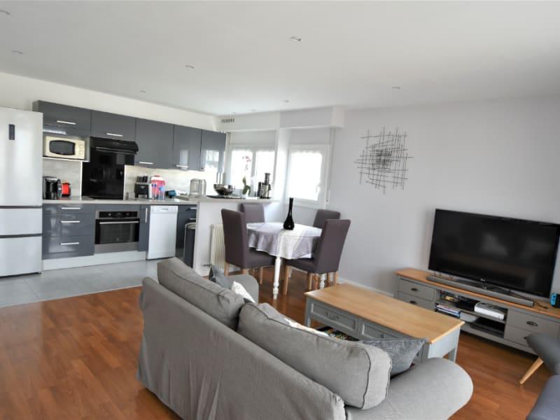 Sale apartment Courbevoie 535000€ - Picture 1