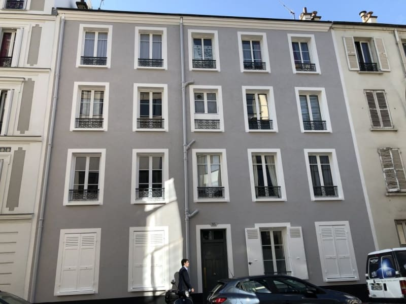 Rental apartment Levallois perret 640€ CC - Picture 1
