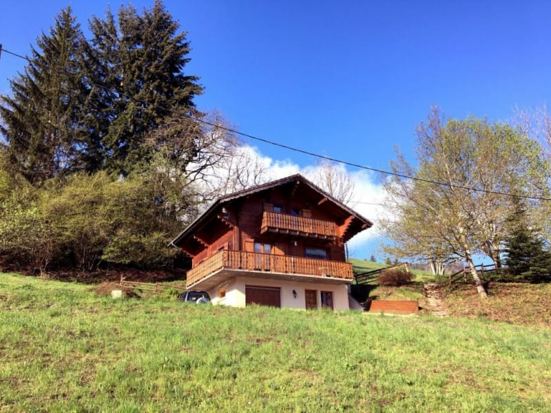Sale house / villa Morillon 480000€ - Picture 12