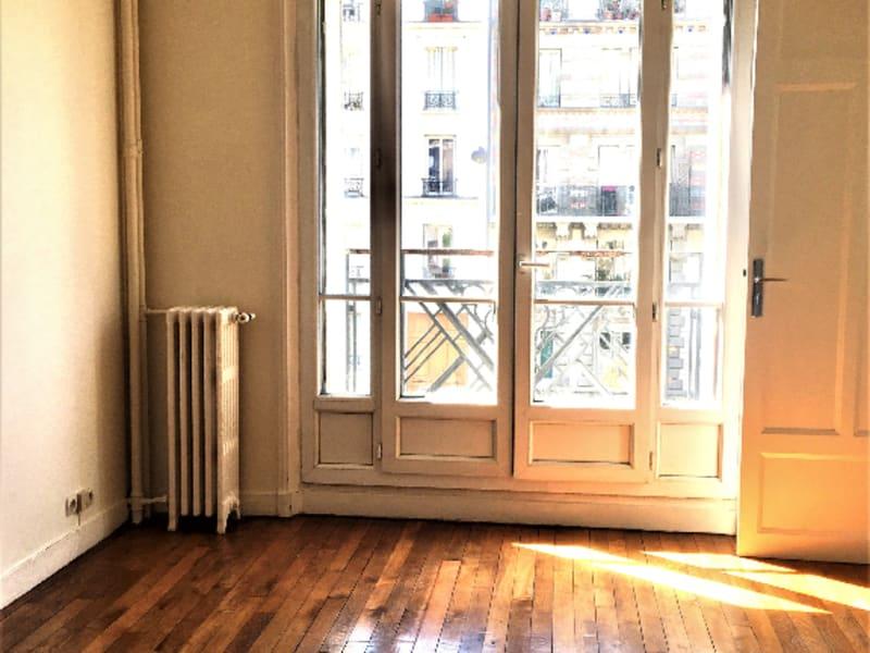 Rental apartment Paris 14ème 935€ CC - Picture 1