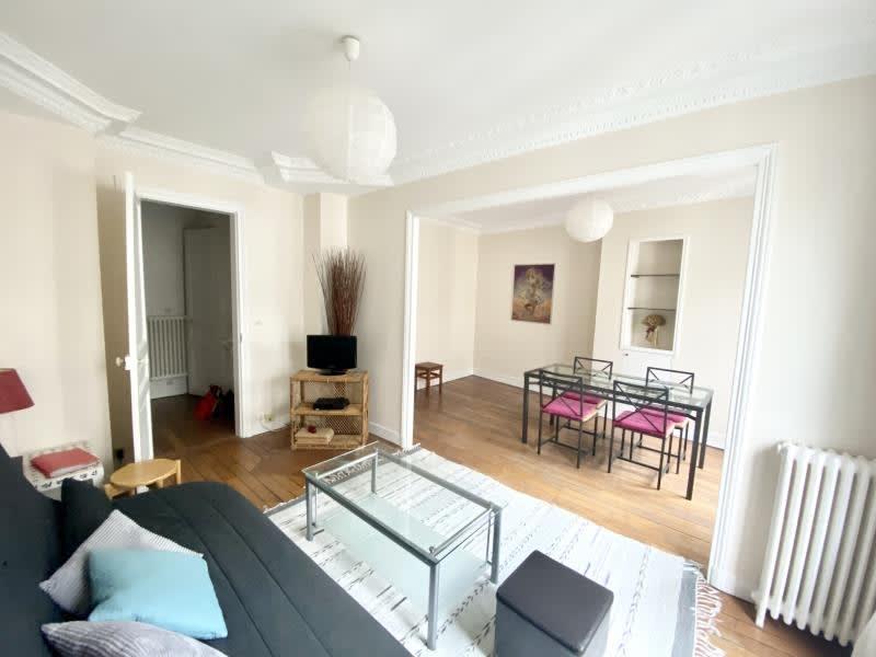 Location appartement Paris 17ème 1700€ CC - Photo 1