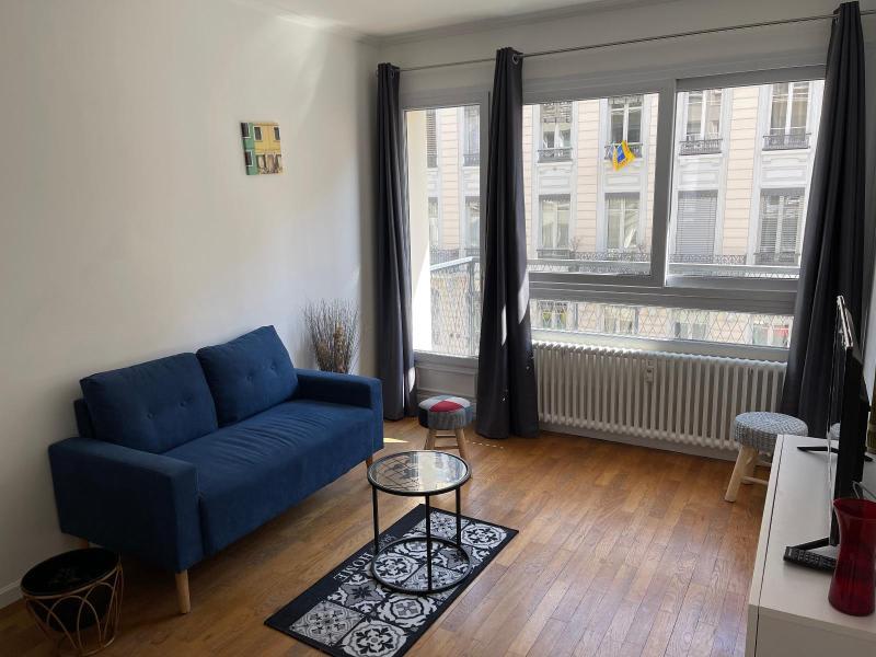 Rental apartment Lyon 6ème 1390€ CC - Picture 1
