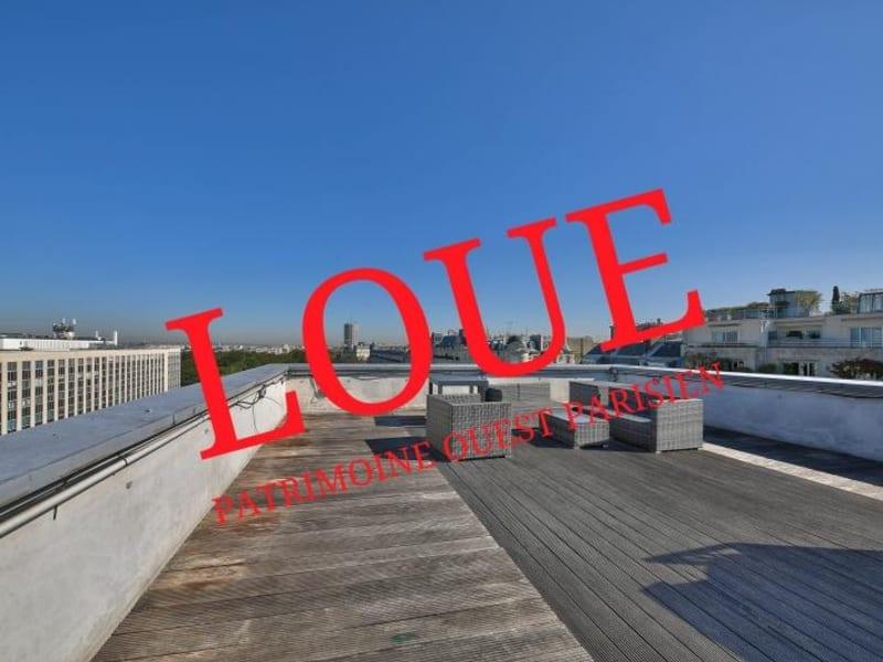 Rental apartment Paris 16ème 7500€ CC - Picture 1