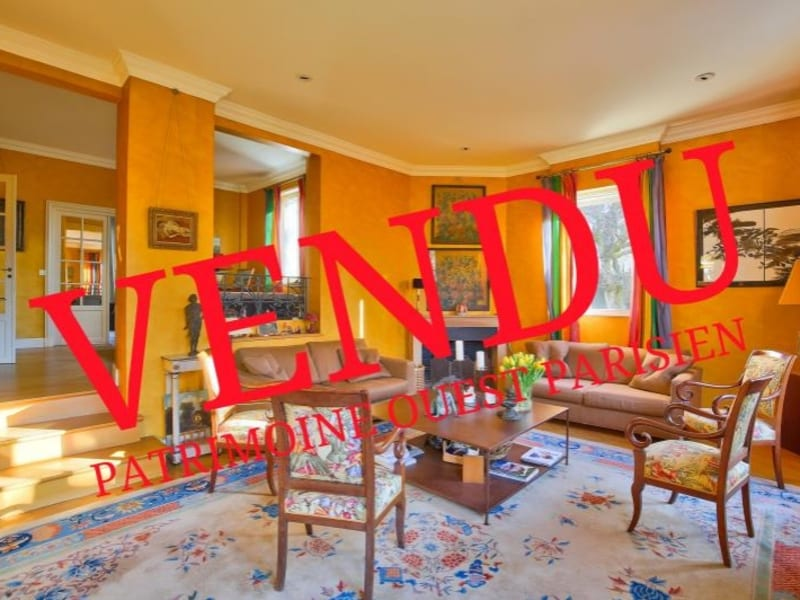 Vente de prestige maison / villa St germain en laye 2392000€ - Photo 1