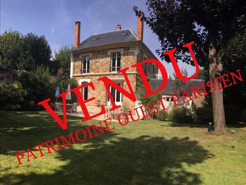 Deluxe sale house / villa St germain en laye 1976000€ - Picture 1
