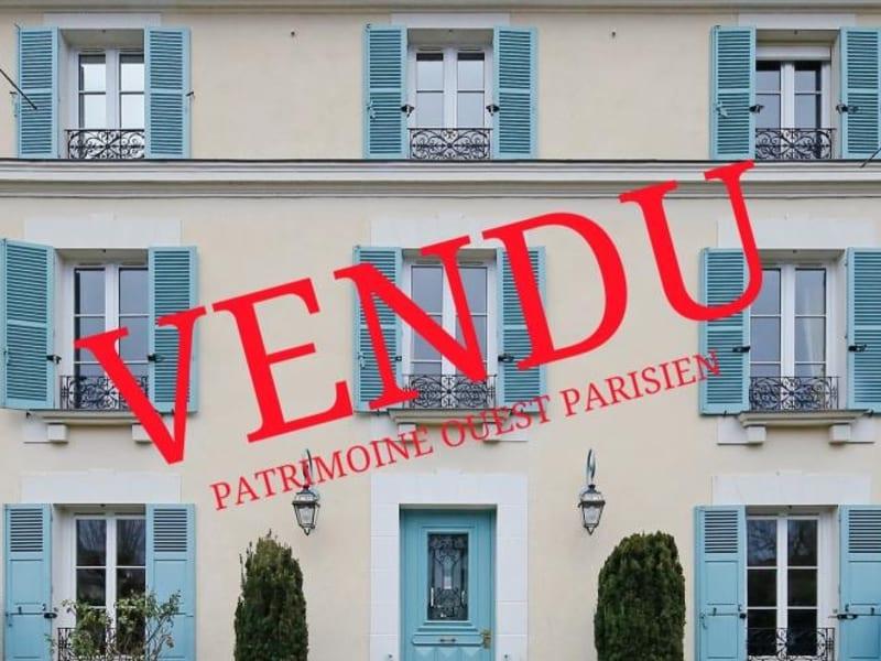 Sale house / villa St germain en laye 2100000€ - Picture 2