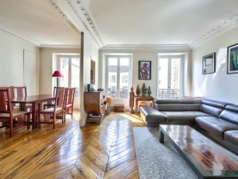 Vente appartement Paris 17ème 1236000€ - Photo 2