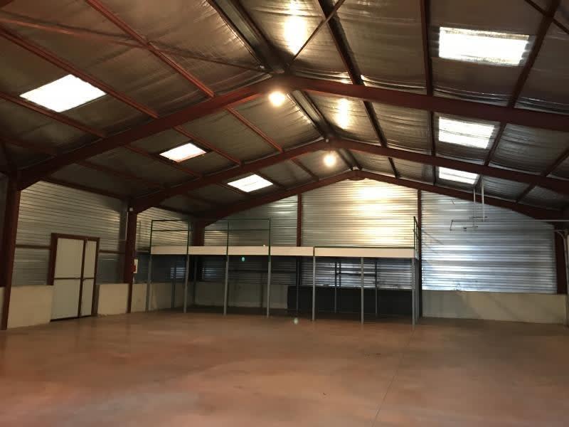 Rental empty room/storage Portes les valence 1400€ HC - Picture 2