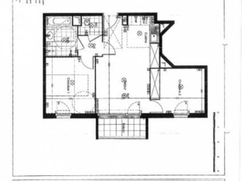 Location appartement Taverny 850€ CC - Photo 2