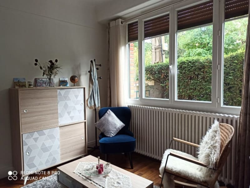 Rental apartment Colombes 666€ CC - Picture 2