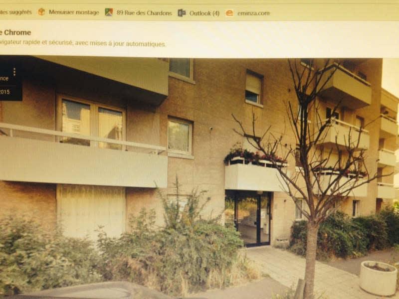 Rental apartment Rosny sous bois 900€ CC - Picture 1