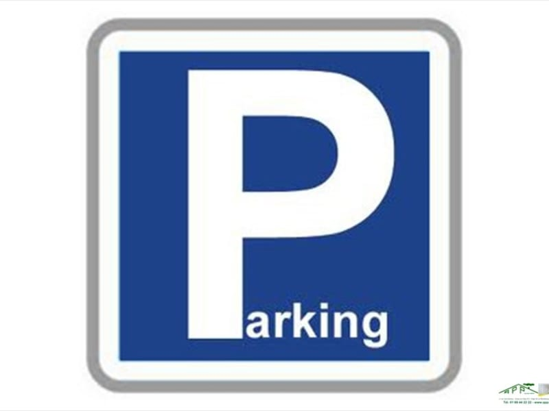 Location parking Draveil 50€ CC - Photo 1