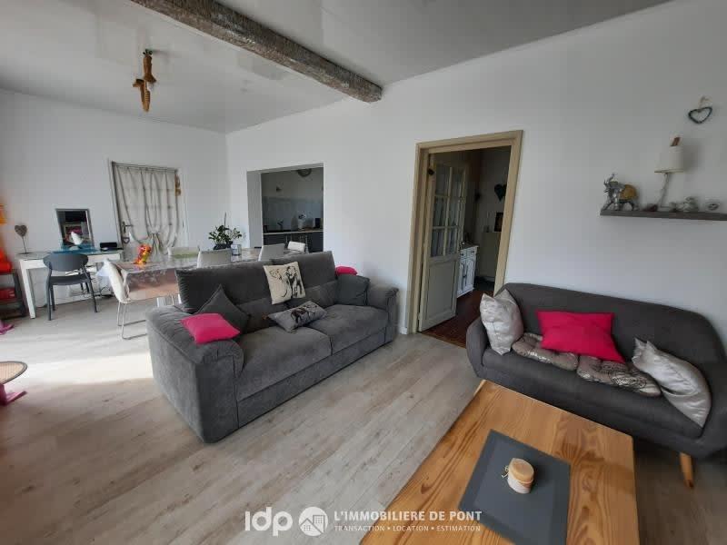 Vente maison / villa Tignieu jameyzieu 375000€ - Photo 1