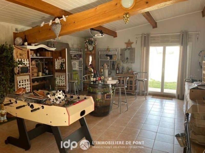 Vente maison / villa Tignieu jameyzieu 375000€ - Photo 6