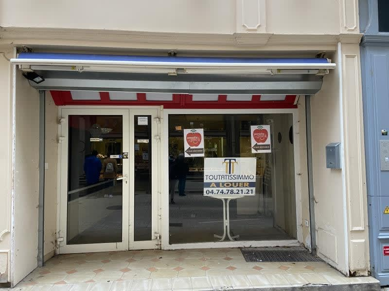Location local commercial Vienne 460€ HC - Photo 3