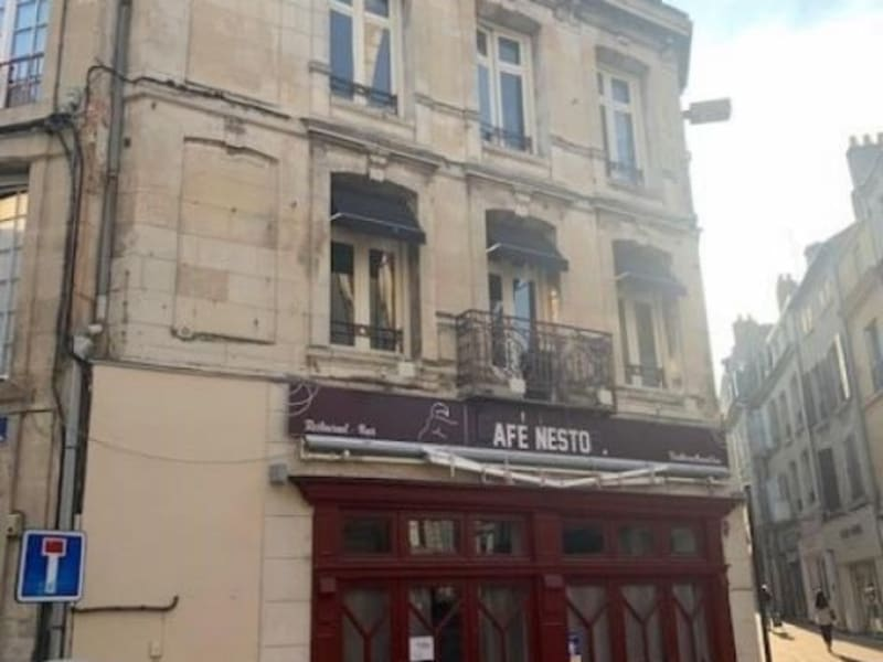 Vente local commercial Poitiers 288750€ - Photo 1
