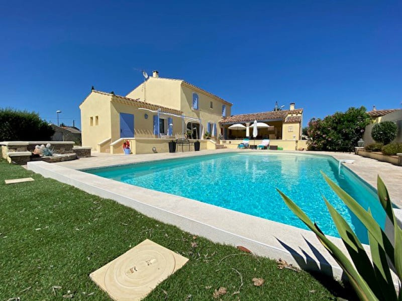 Sale house / villa Thezan les beziers 595000€ - Picture 1