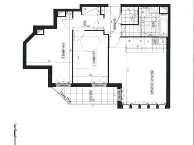 New home sale building Ville d avray  - Picture 4
