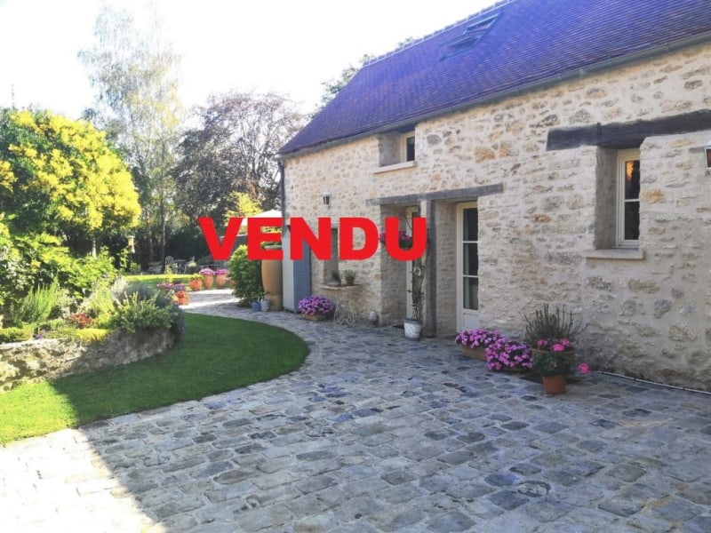 Vente maison / villa Chamant 619500€ - Photo 1
