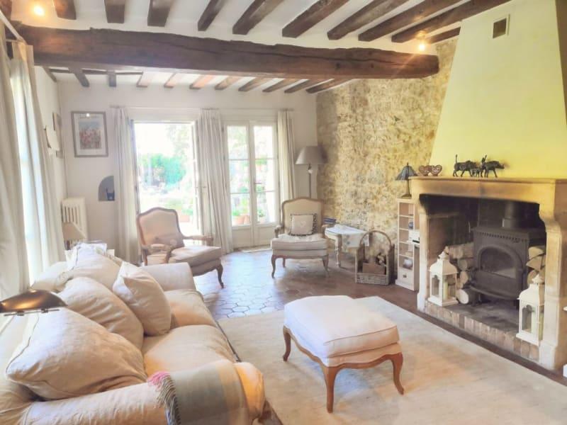 Sale house / villa Chamant 619500€ - Picture 3