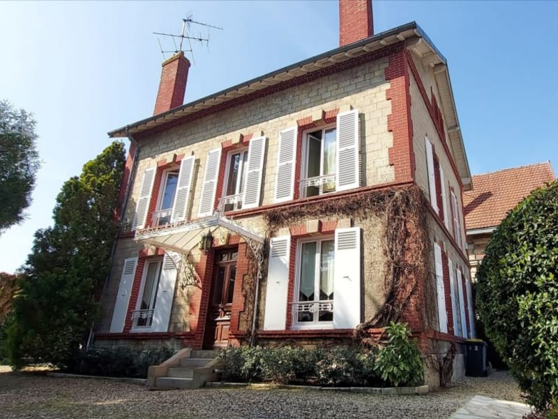 Vente maison / villa Gouvieux 1242000€ - Photo 1