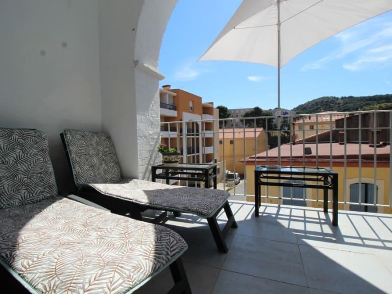 Sale apartment Port vendres 294000€ - Picture 1
