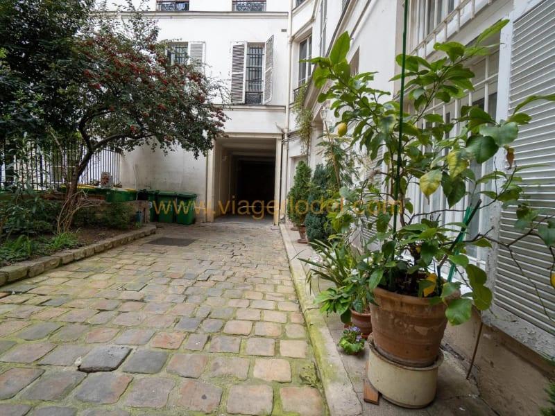 Life annuity apartment Paris 10ème 810000€ - Picture 2