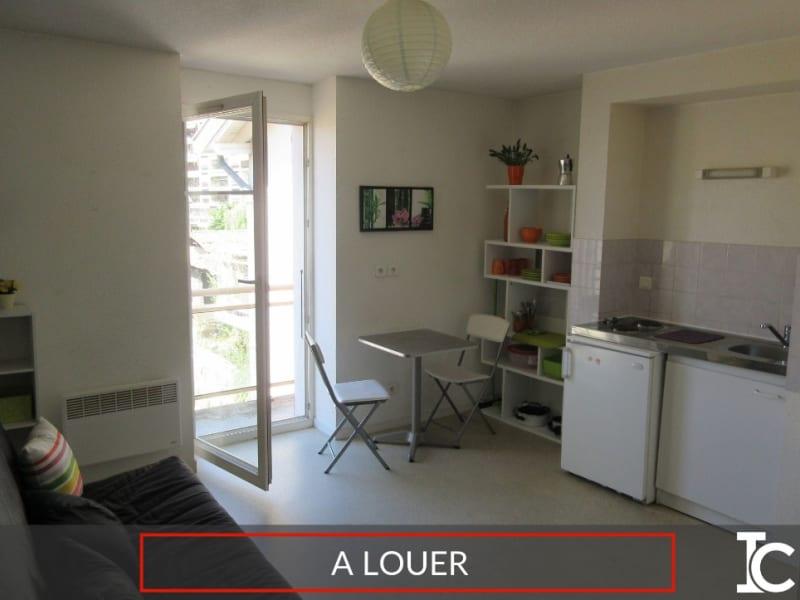 Rental apartment Voiron 287€ CC - Picture 1