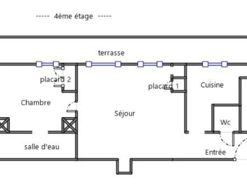 Sale apartment Boulogne billancourt 375000€ - Picture 6