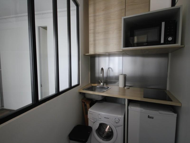 Rental apartment Paris 18ème 760€ CC - Picture 4