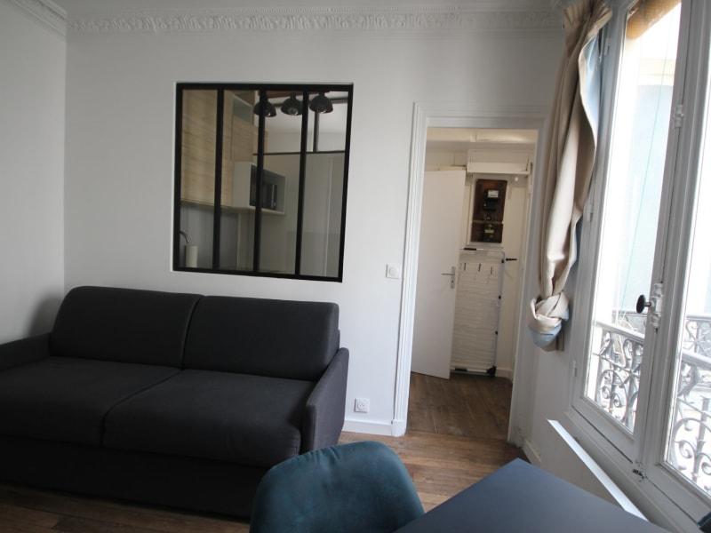 Rental apartment Paris 18ème 760€ CC - Picture 3