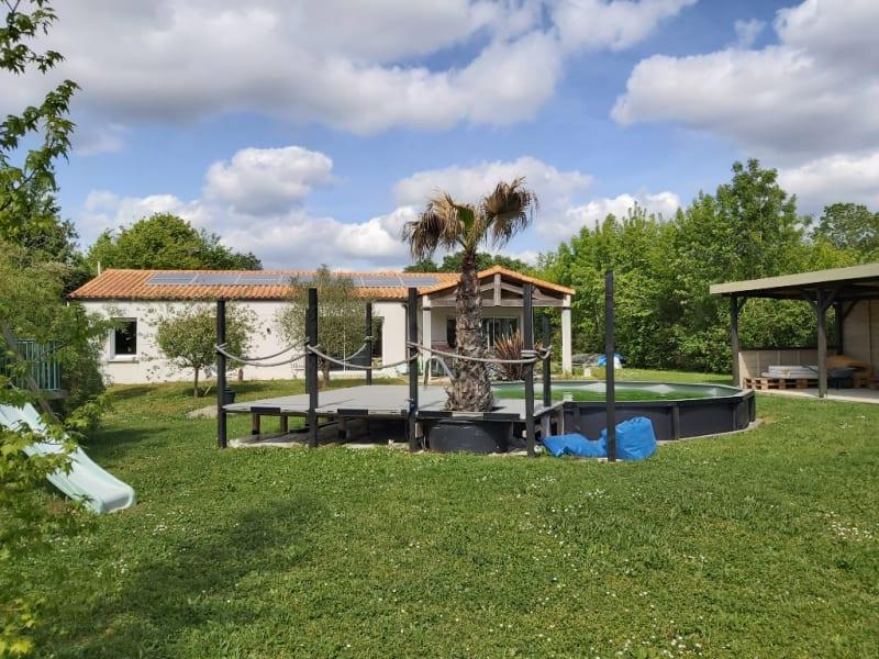 Vente maison / villa Prahecq 416900€ - Photo 1