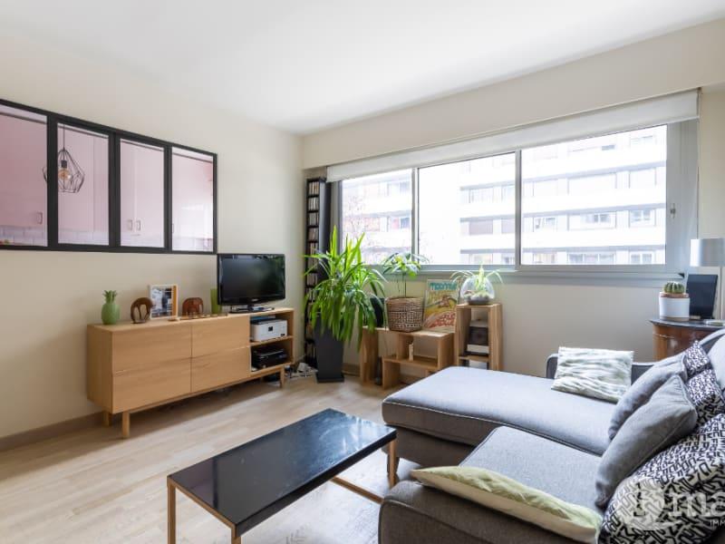 Sale apartment Paris 18ème 630000€ - Picture 2