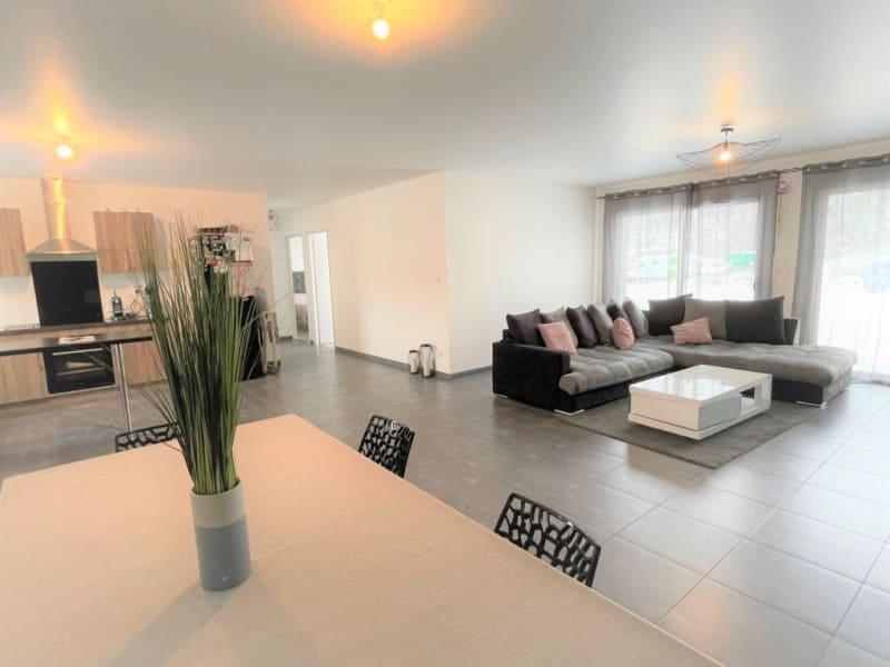 Vente maison / villa Diemoz 350000€ - Photo 1