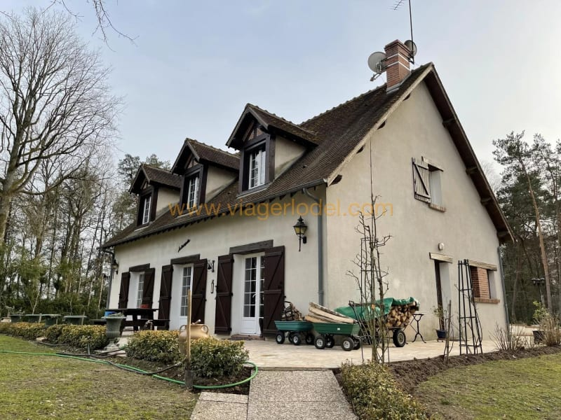 Life annuity house / villa Sury-aux-bois 325000€ - Picture 1