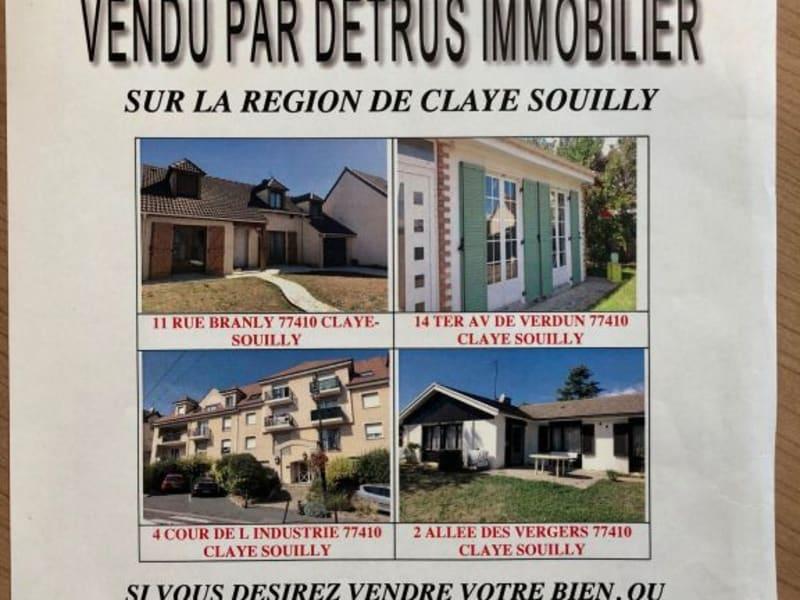Claye Souilly - 5 pièce(s) - 100 m2