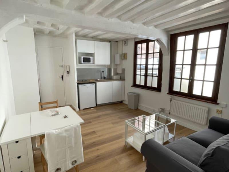Rental apartment Rouen 647€ CC - Picture 1
