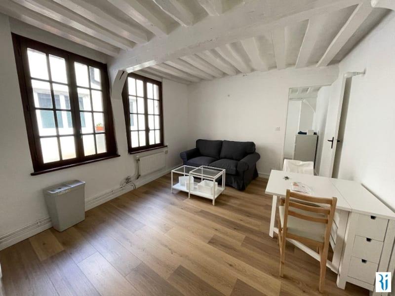 Rental apartment Rouen 647€ CC - Picture 2