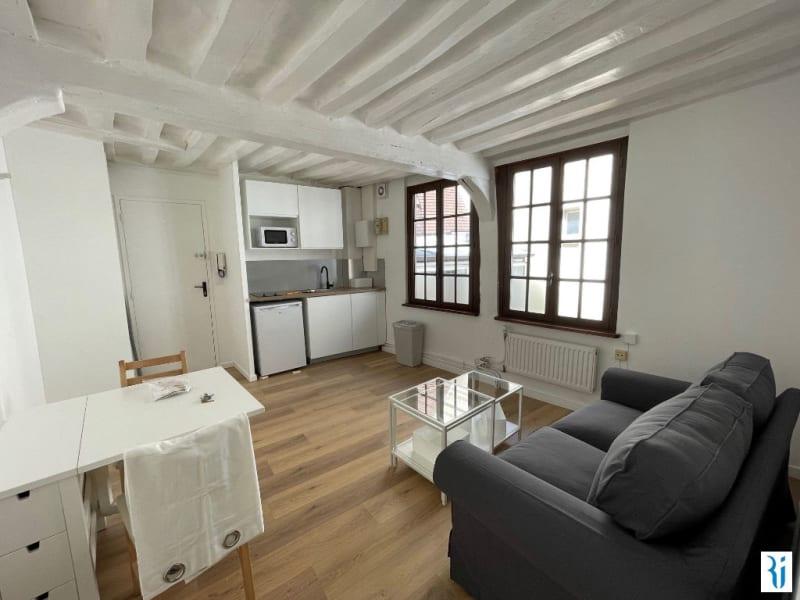 Rental apartment Rouen 647€ CC - Picture 6