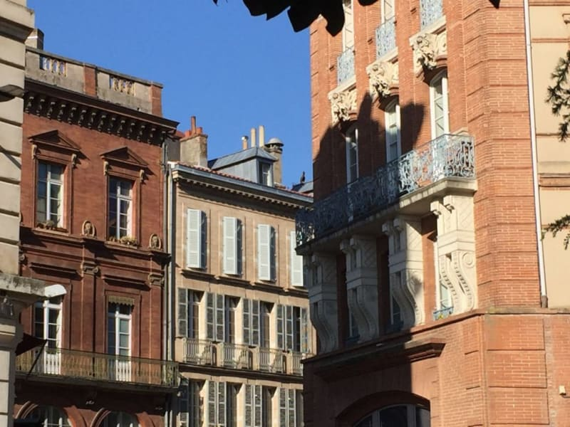 Sale apartment Toulouse 640000€ - Picture 1