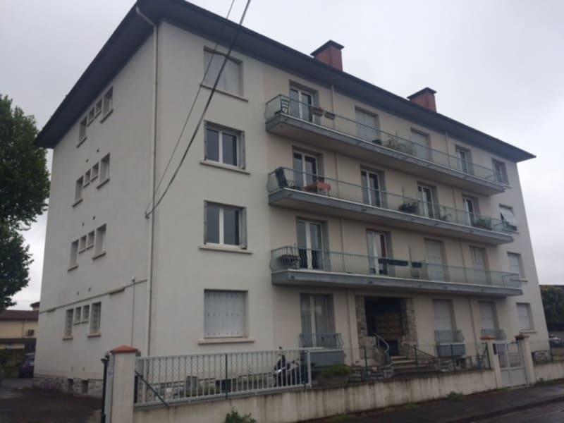 Rental apartment L union 550€ CC - Picture 1
