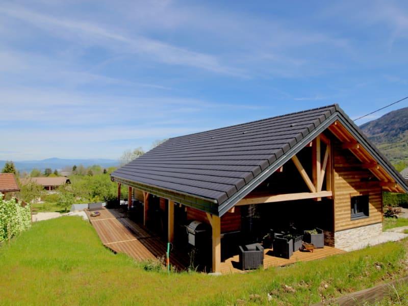 Sale house / villa Montcel 630000€ - Picture 1