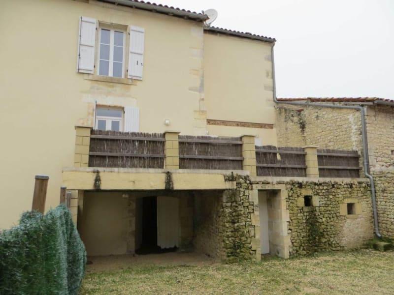 Sale building Lignières-sonneville 169600€ - Picture 2