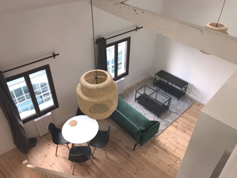 Rental apartment Cognac 585€ CC - Picture 2