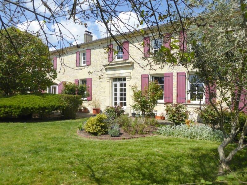 Sale house / villa Sainte-sévère 321775€ - Picture 1