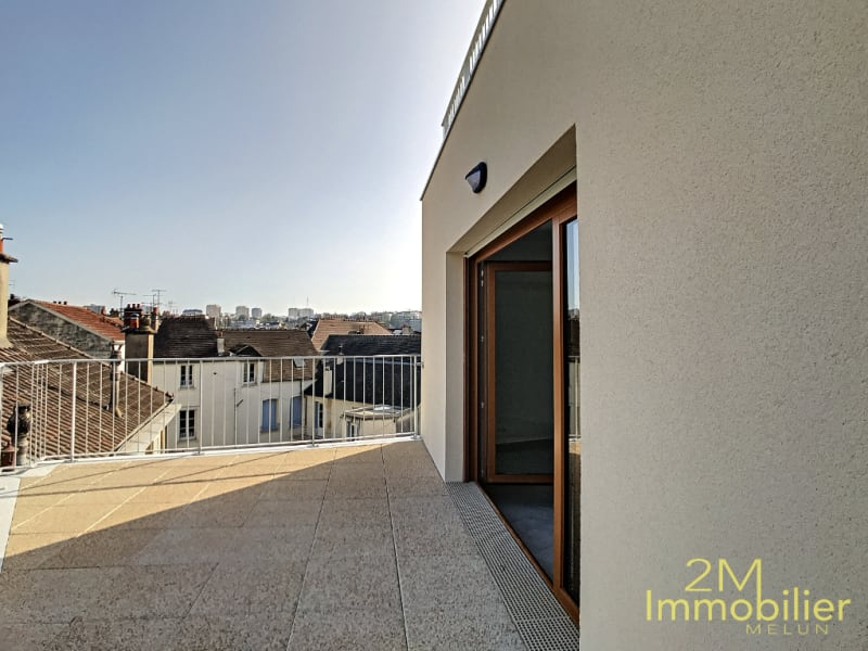 Rental apartment Melun 745€ CC - Picture 1
