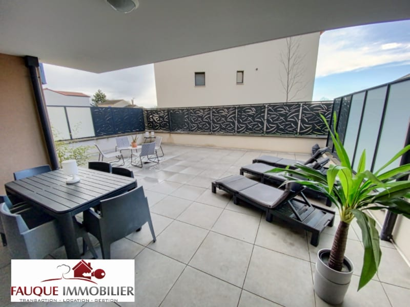 Vente appartement Chabeuil 299000€ - Photo 2