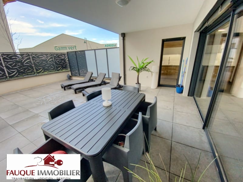Vente appartement Chabeuil 299000€ - Photo 7